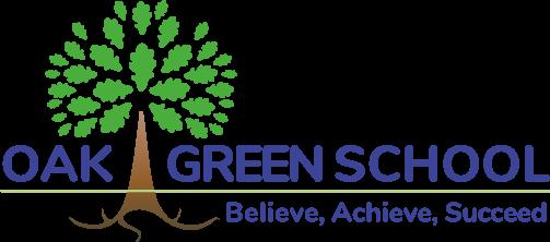 Oak Green School home page