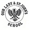 Our Lady and St Johns School logo