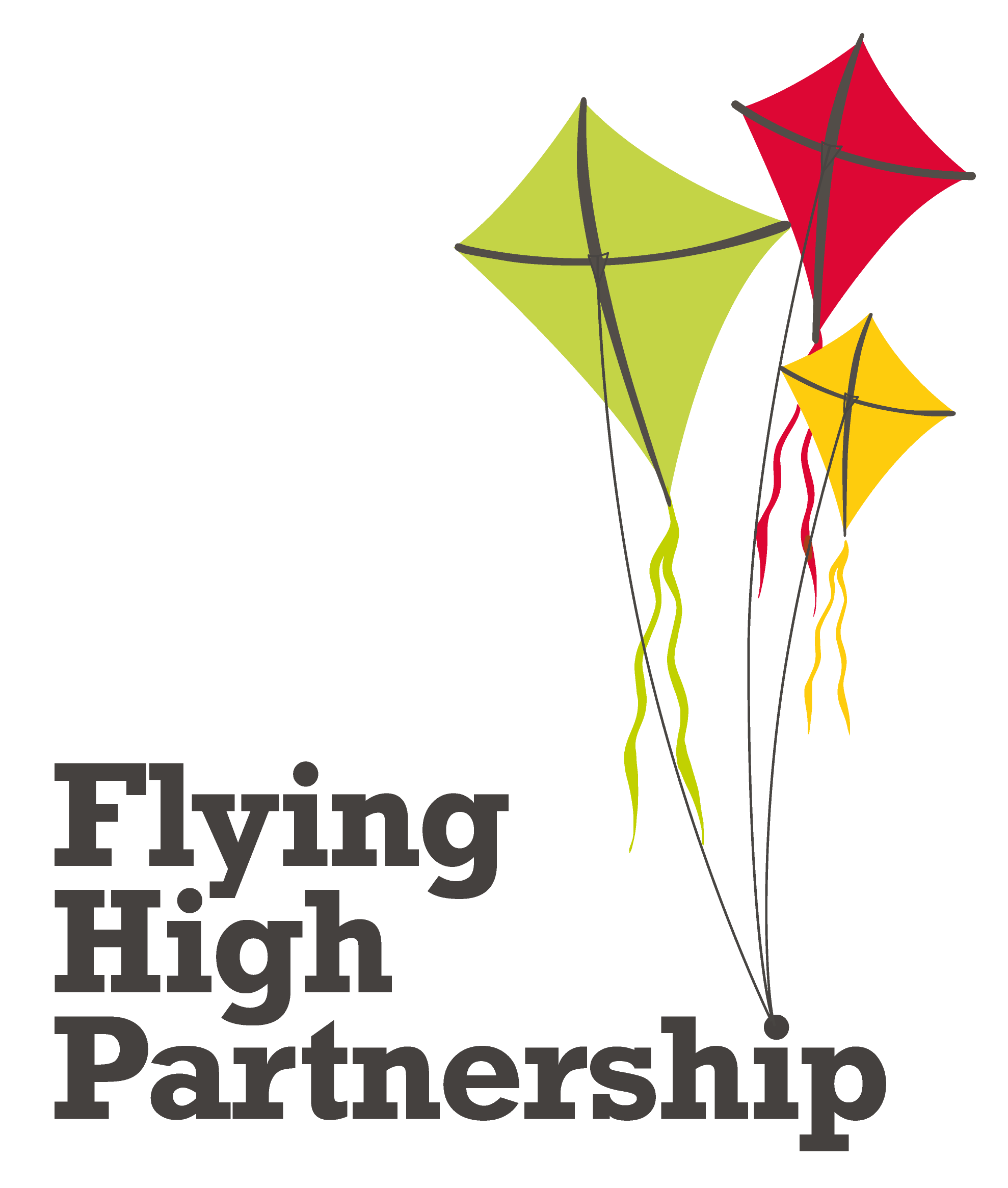 Flying High Partnership Logo