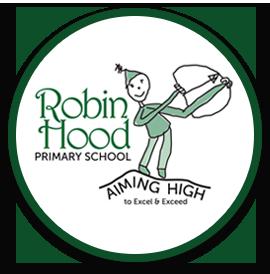 Robin Hood Primary School logo