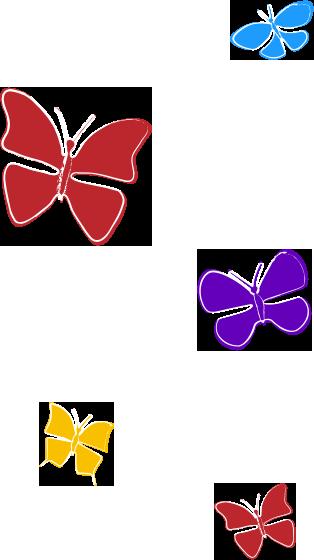 Trust Butterflies