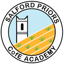 Salford Priors Logo