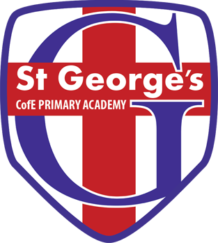 St George's Church of England Primary Academy Logo
