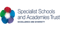 Specialist Schools and Academies trust logo