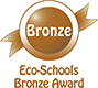 eco schools bronze award