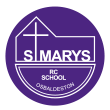 St Mary's Roman Catholic Primary School logo