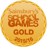School Games Gold 2015/16
