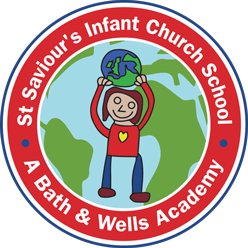 St Saviour's Infant School Logo