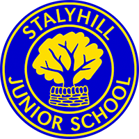 Stalyhill Junior School logo