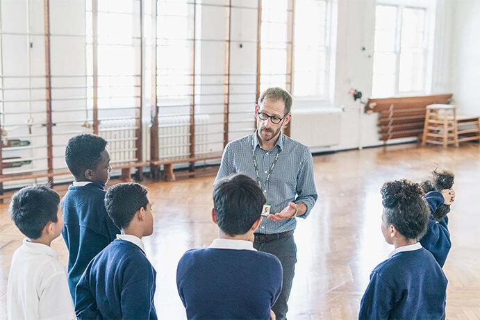 Photo of the Head Teacher
