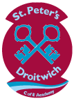 St Peter's Droitwich CofE Academy Logo