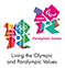 Living the Olympic and Paralympic Values award