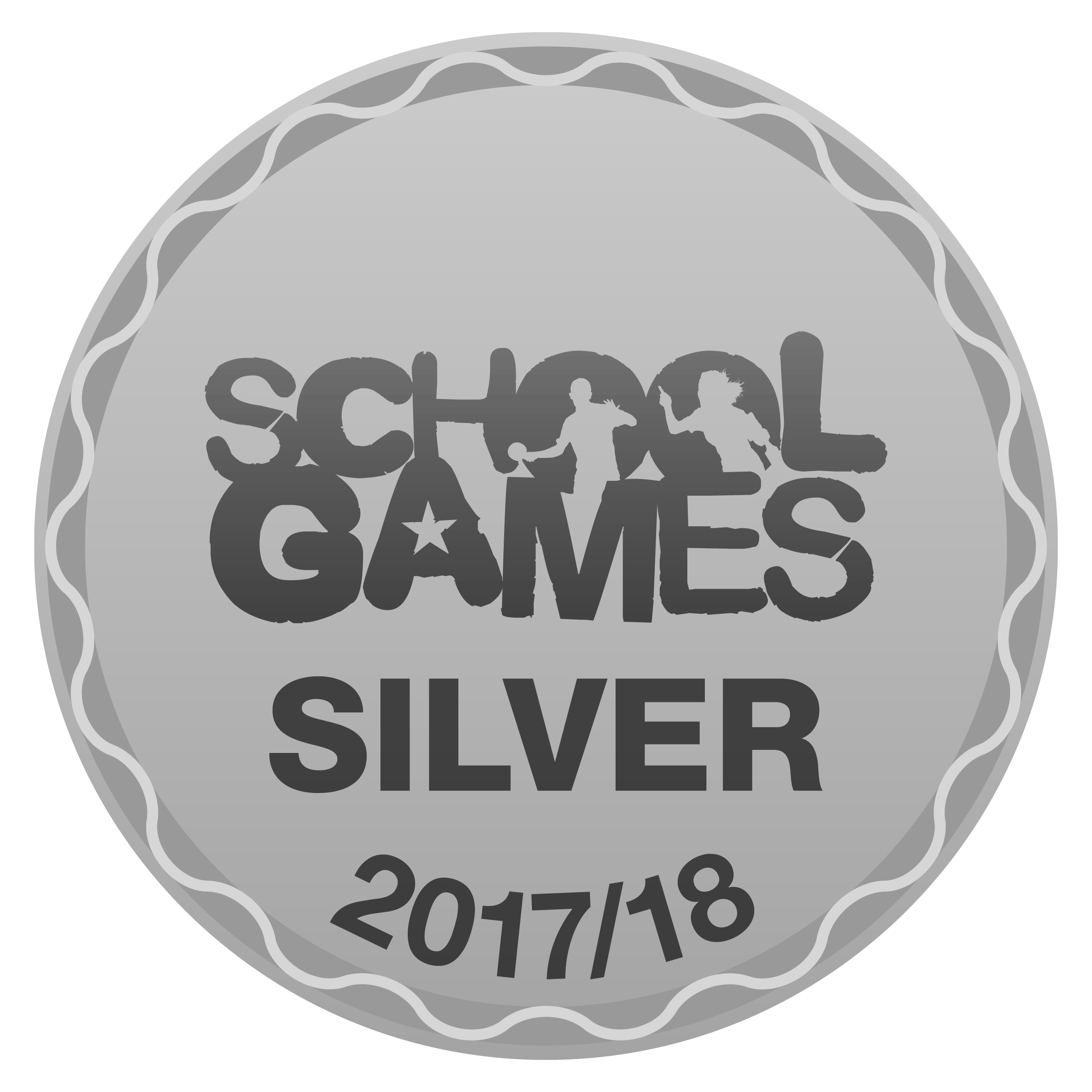 Sainsbury's School Games Silver 2013/2014