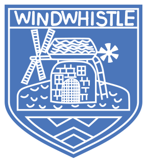 Windwhistle Primary School Logo