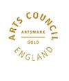Arts Council England artsmark gold award