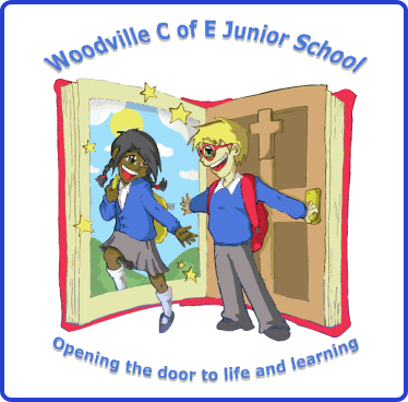 Woodville CofE Junior School home page