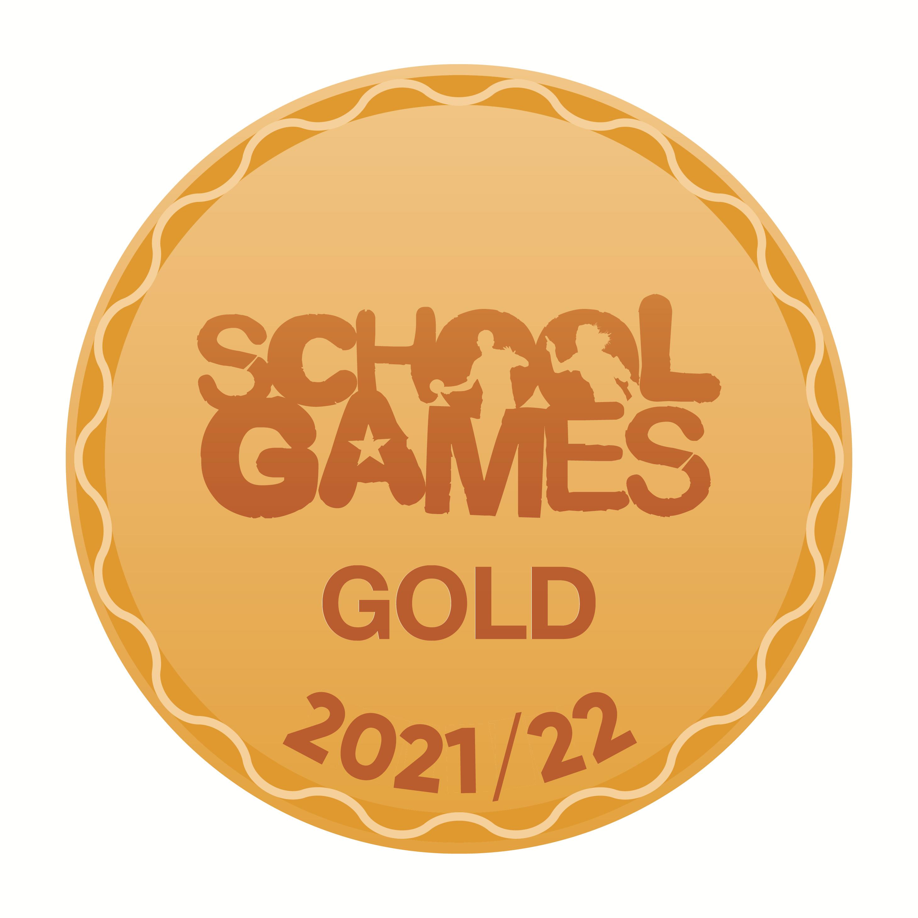 School Games: Gold